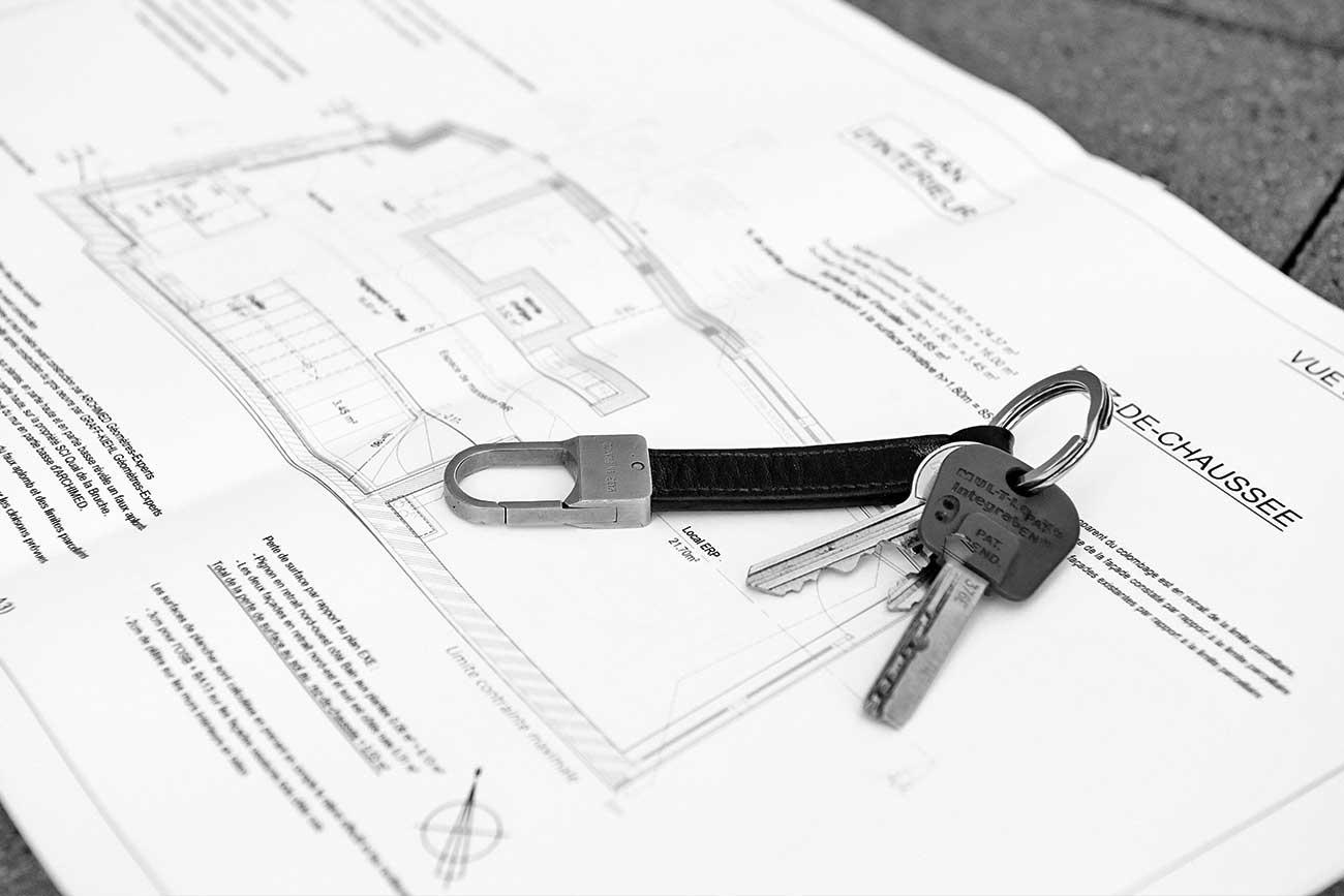 Assistance à la réception des travaux ou à la livraison d'un bien immobilier